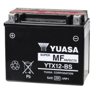 Yuasa YTX12 BS