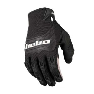 guantes trial hebo baggy negro