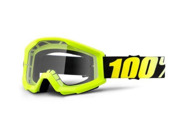 máscara-100-strata-neon-yellow-lente-transparente