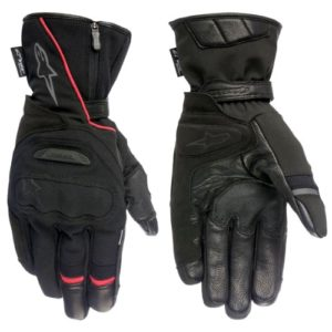 primer ds glove blackred