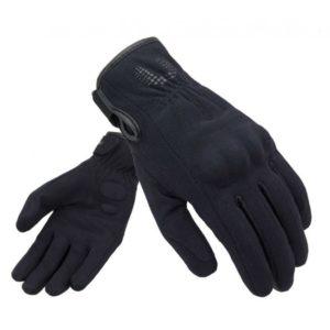 guantes unik c 39 polartec con protecciones negro invierno