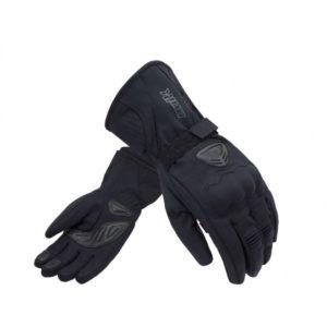 guantes unik z 17 polartec cordura negro invierno