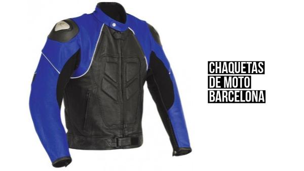 chaquetas de moto barcelona