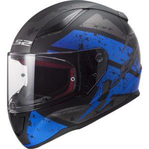 Ls2 FF353 Rapid DeadBolt Azul
